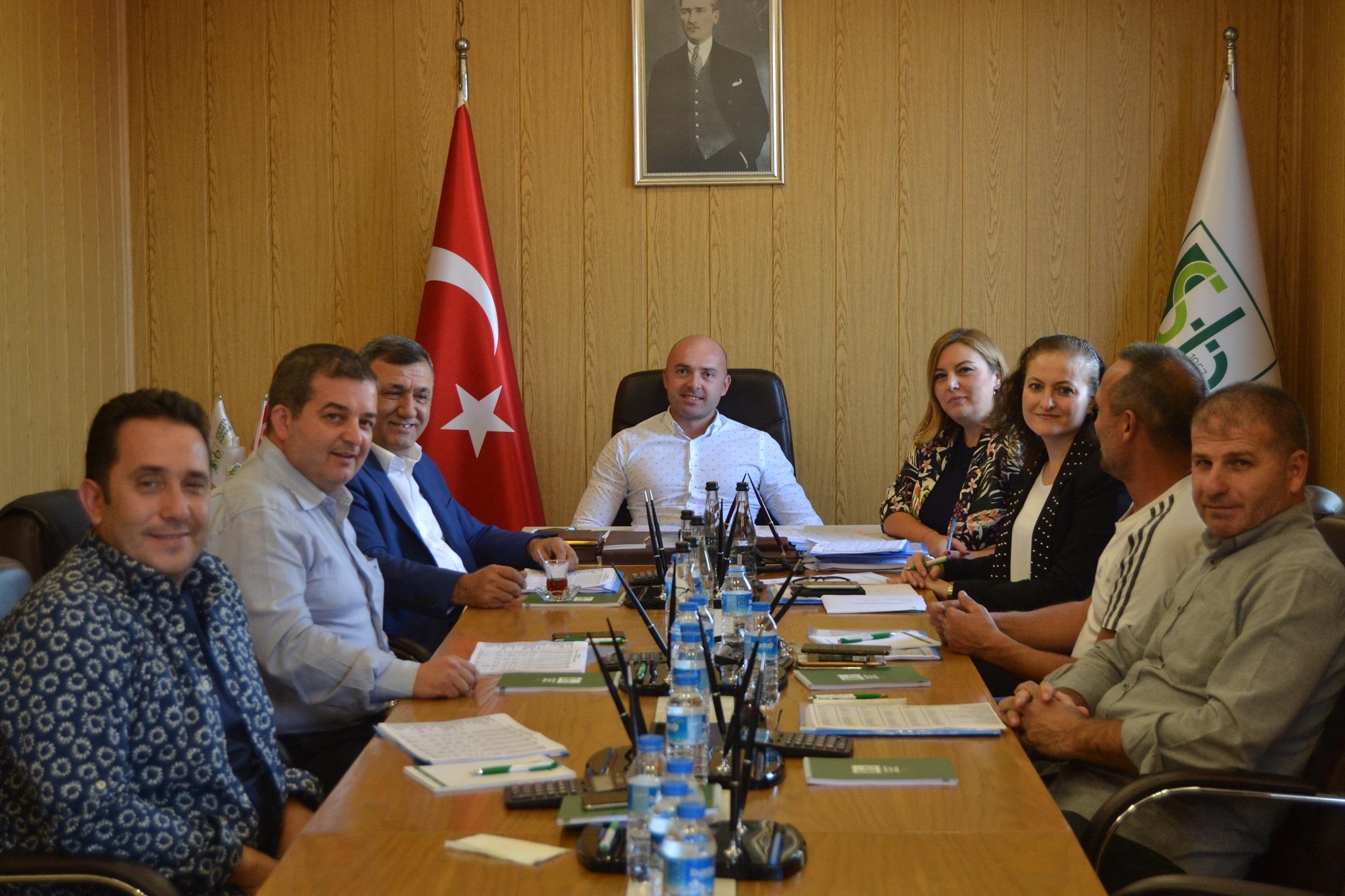 STB Hesapları İnceleme Komisyonu Toplantısı Gerçekleştirildi